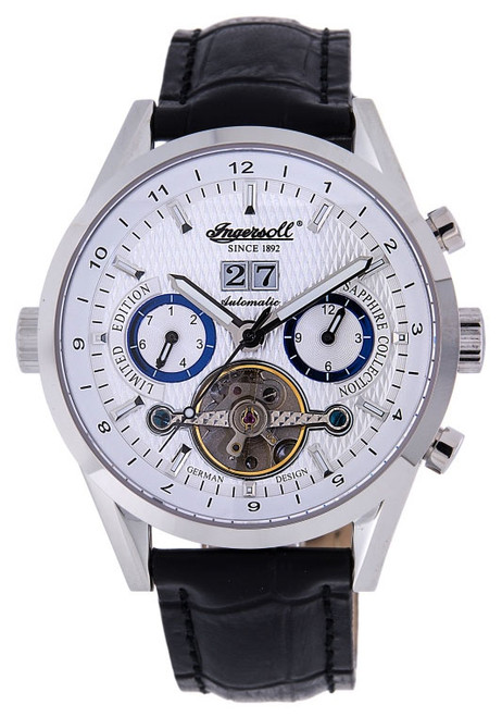 Ingersoll IN1310SL Bradenburg Gate Automatic Leather