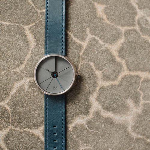 22 Design 4th Dimension Harbour Concrete Dial (CW020021)