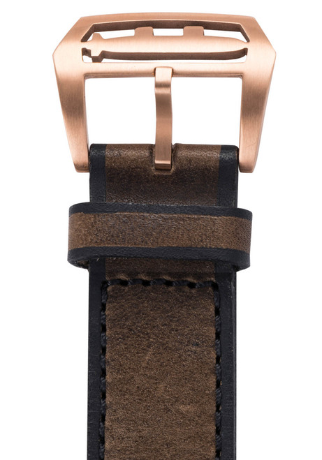 Ballast Trafalgar Automatic Brown/Rose Gold Buckle (BL-3133-02)