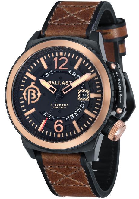 Ballast Trafalgar Automatic Brown/Black Main (BL-3133-03)
