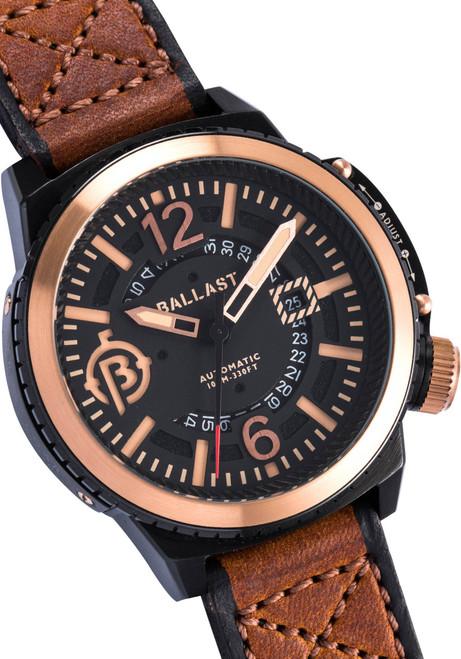 Ballast Trafalgar Automatic Brown/Black Dial (BL-3133-03)