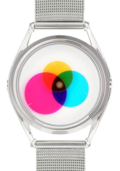 Mr. Jones Colour Venn Automatic front