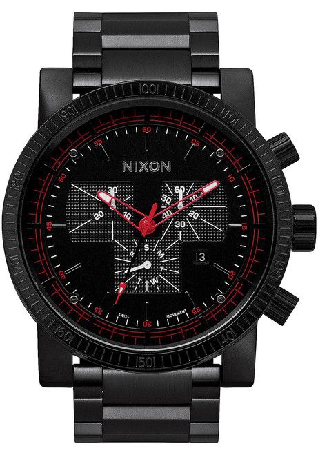 Nixon Magnacon SS II All Black (A457001)