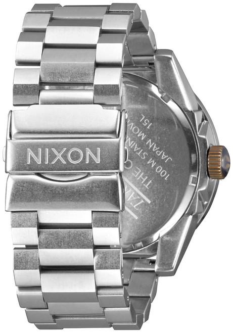 Nixon Corporal SS Black Brass (A3462222)