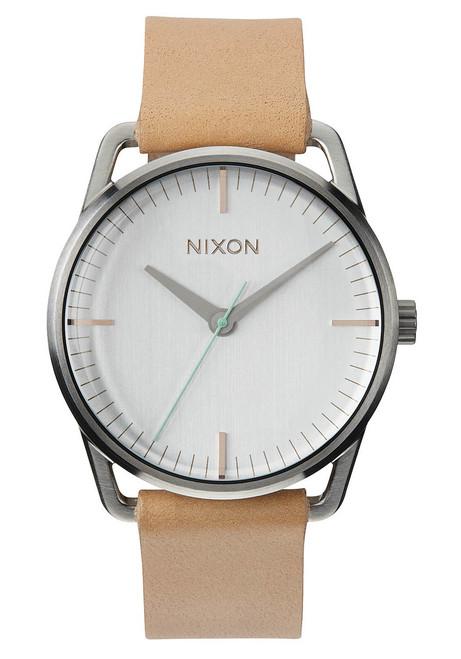 Nixon Mellor Natural Silver (A1291603)