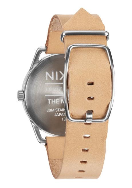 Nixon Mellor Natural Silver (A1291603) back