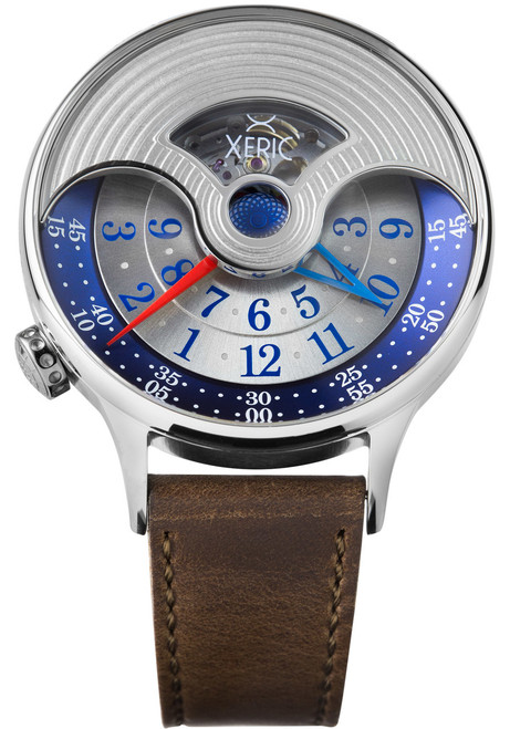 Xeric Evergraph Automatic Limited Edition Silver (EGA-3016)