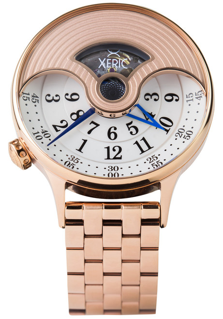 Xeric Evergraph Automatic SS Limited Edition Rose Gold (EGA-3015-SS)