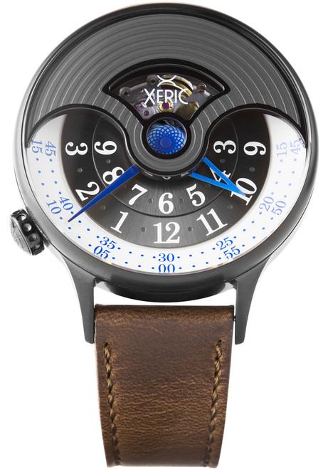 Xeric Evergraph Automatic Limited Edition Gunmetal (EGA-3014)