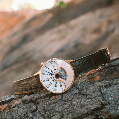 Xeric Evergraph Automatic Limited Edition Rose Gold (EGA-3015)