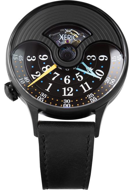Xeric Evergraph Automatic Limited Edition Black (EGA-3017)