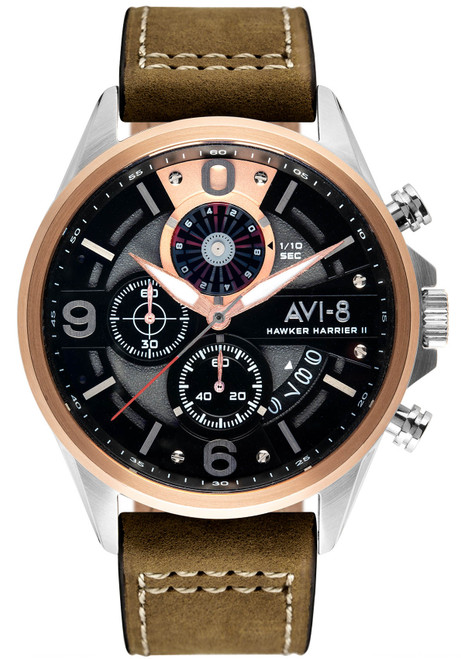 AVI-8 Hawker Harrier II AV-4051-01 Turbine Edition Rose Gold (AV-4051-01)