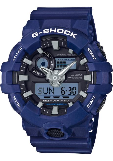 G-Shock GA-700 Anadigi Blue (GA700-2A)