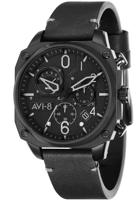 AVI-8 Hawker Hunter AV-4052-06 Chronograph Stealth (AV-4052-06)
