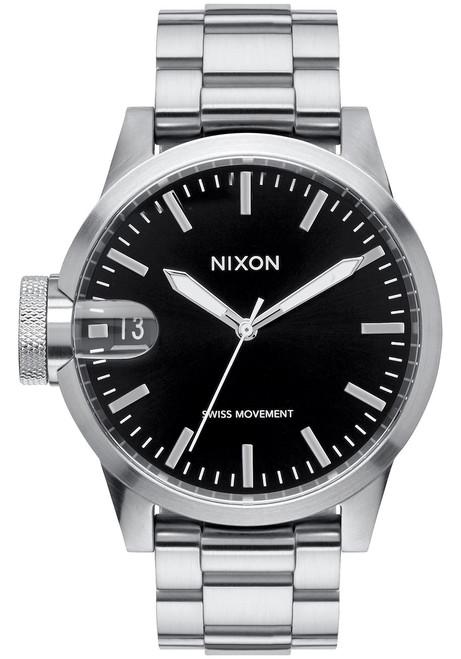 Nixon Chronicle 44 SS Black (A441000)