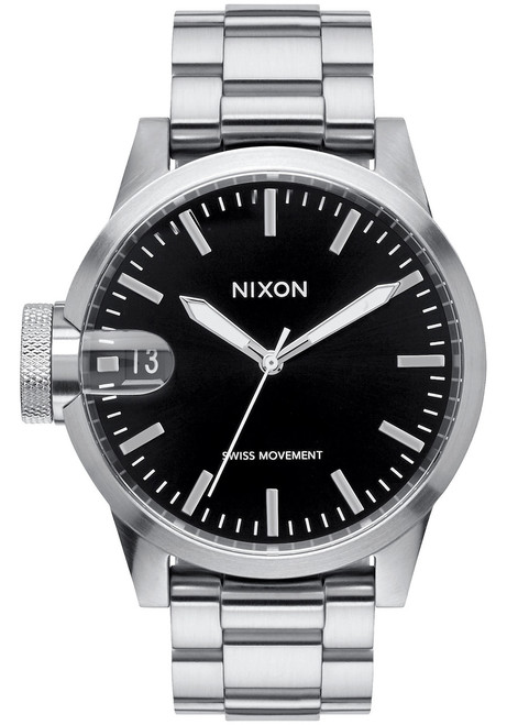 Nixon Chronicle 44 SS Black (A441000)