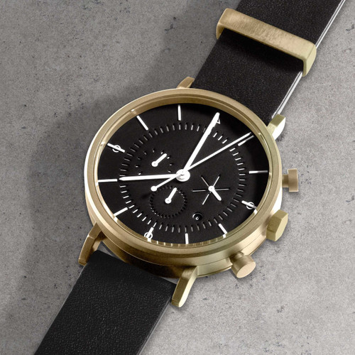 Aark Eon Gold Chronograph (EONGL01)