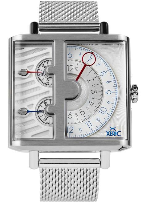 Xeric Soloscope SQ Silver Mesh (SSQ-3016-MESH)