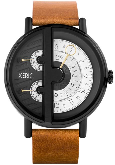 Xeric Soloscope RQ Black Tan (SRQ-3015-TAN)