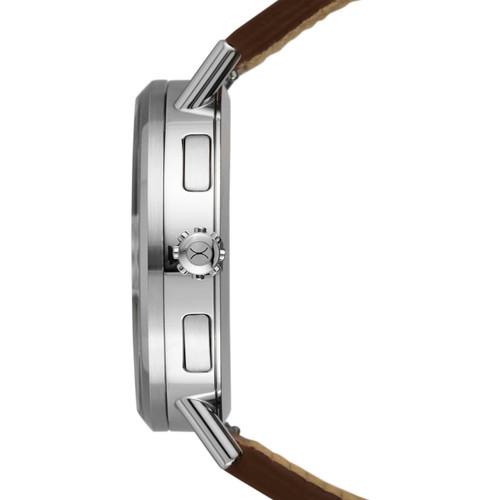 Xeric Soloscope RQ Silver Brown (SRQ-3016-BRN)