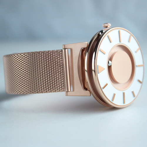 Eone Bradley Classic Rose Gold Mesh (BR-RO-GLD)