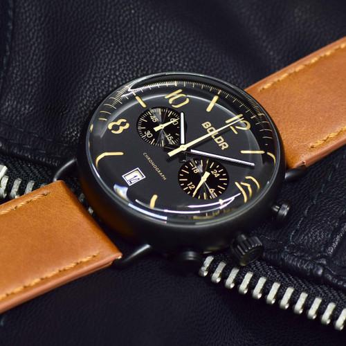 BOLDR Journey Nighthawk Black Tan (B16-P43-002)