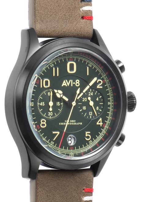 AVI-8 Flyboy Lafayette AV-4054-03 Dark Green (AV-4054-03)