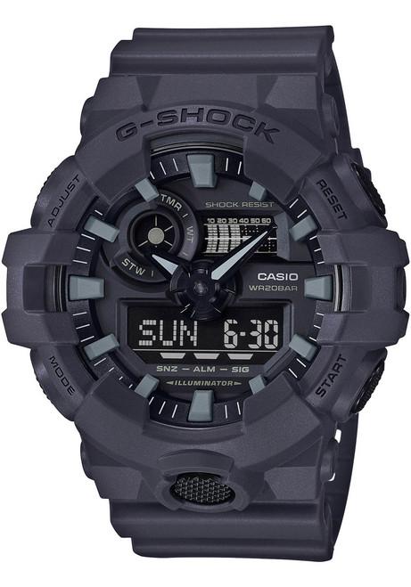 G-Shock GA700 Gray (GA700UC-8A)