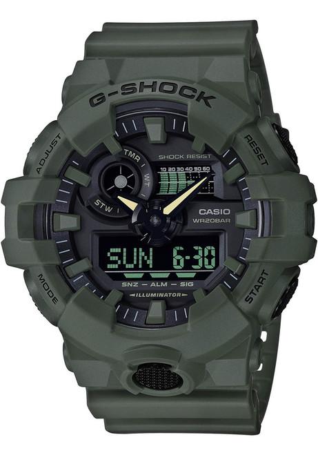 G-Shock GA700 Green (GA700UC-3A)