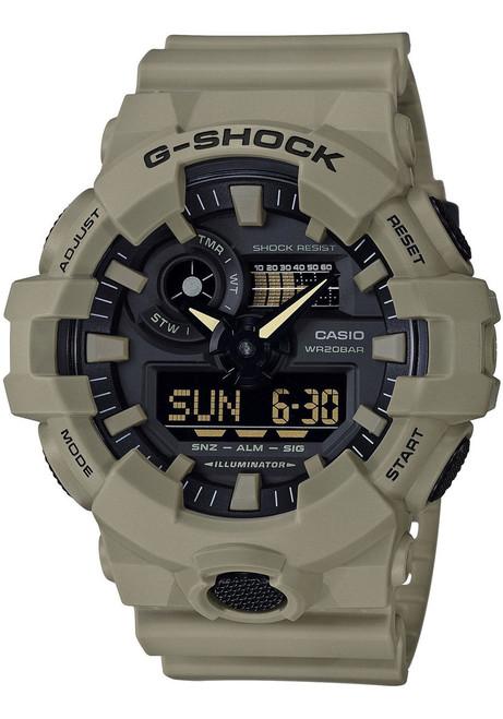 Casio G-Shock GA700 Tan (GA700UC-5A)