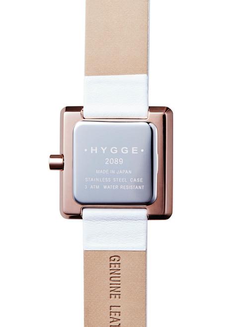 HYGGE MSL2089 Rose Gold White (HGE-02-083)
