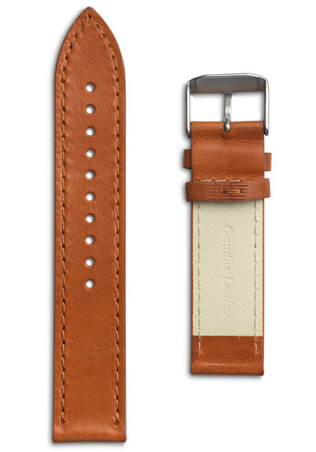 Eone Bradley Cognac Brown Leather Strap (S-VO)