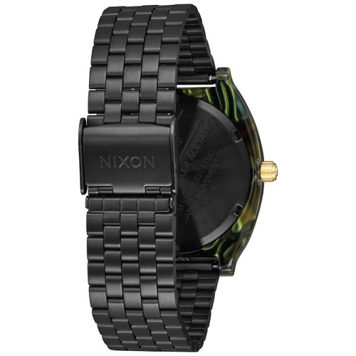 Nixon Time Teller Acetate Multi Black (A3272482)