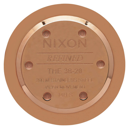 Nixon 38-20 All Rose Gold (A410897)