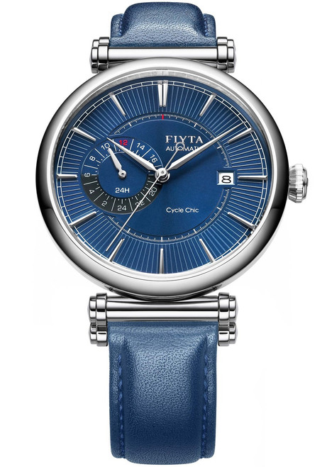 Fiyta IN Automatic Blue (GA850001.WLL)