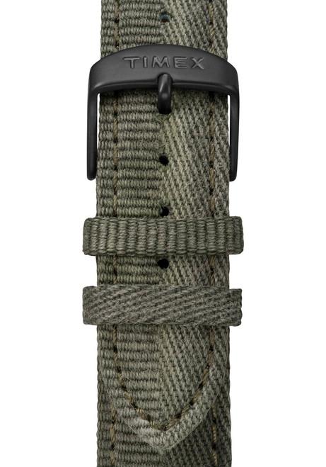 e55cf0df4c91 ... Timex Waterbury World Time Intelligent Quartz Black Olive (TW2R43200VQ)