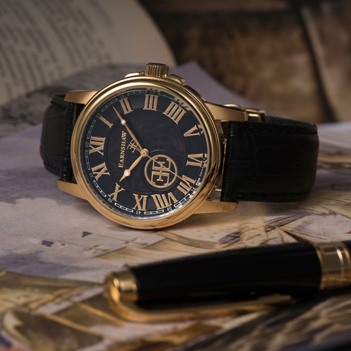 Thomas Earnshaw Beagle Gold Black (ES-0028-07)