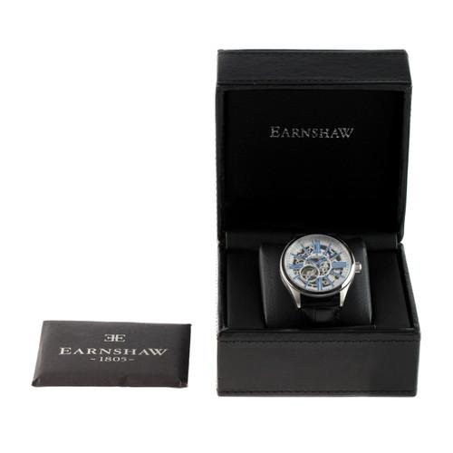 Thomas Earnshaw Armagh Silver Black White (ES-8037-02)