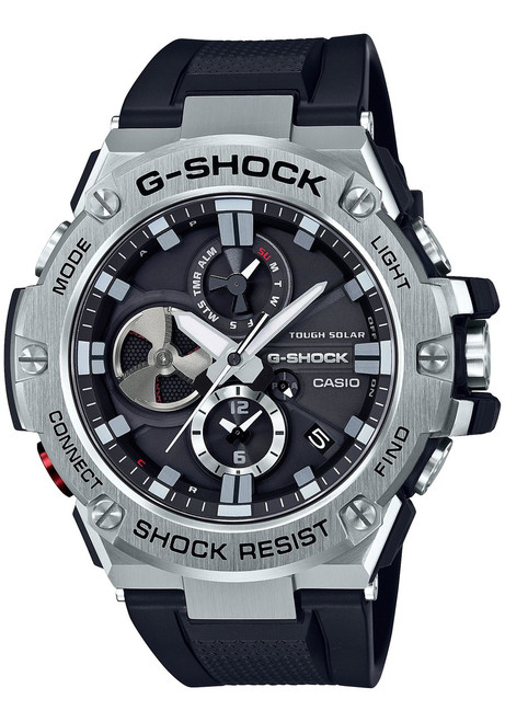G-Shock G-Steel Connected Black GSTB100-1A (GSTB100-1A)