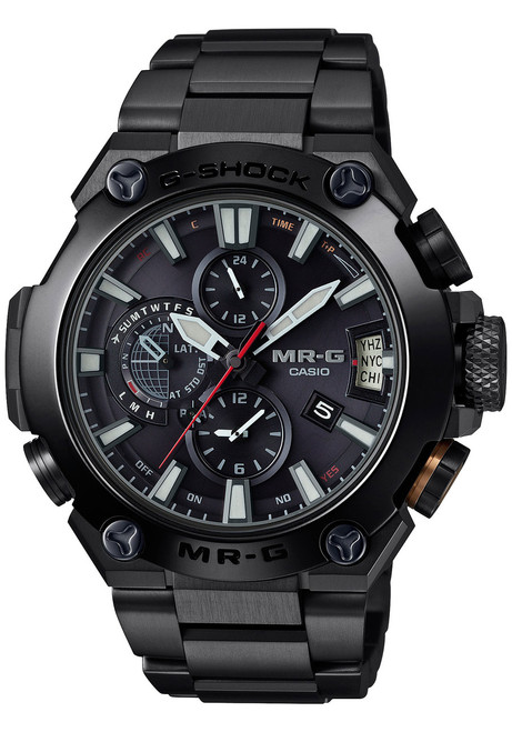 G-Shock MR-G Connected Cobarion Black (MRGG2000CB-1A)