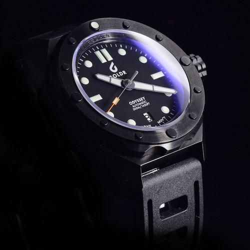 BOLDR Odyssey Ever Black (638455380158)
