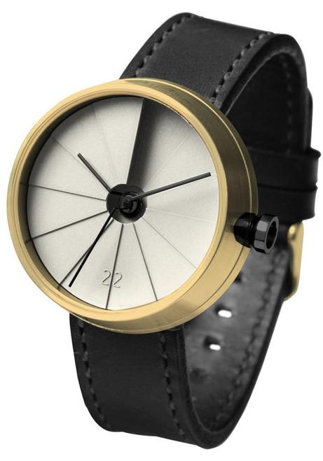 22 Design 4th Dimension Jazz Concrete Watch (CW03004)