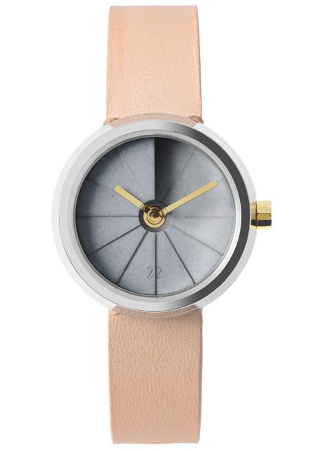 22 Design 4th Dimension 30mm Original Concrete Watch (CW05001)