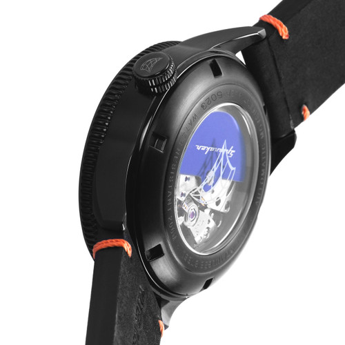 Spinnaker Cahill Automatic Black (SP-5033-03)