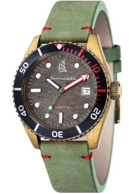 Spinnaker Wreck Automatic Green Bronze (SP-5051-02)
