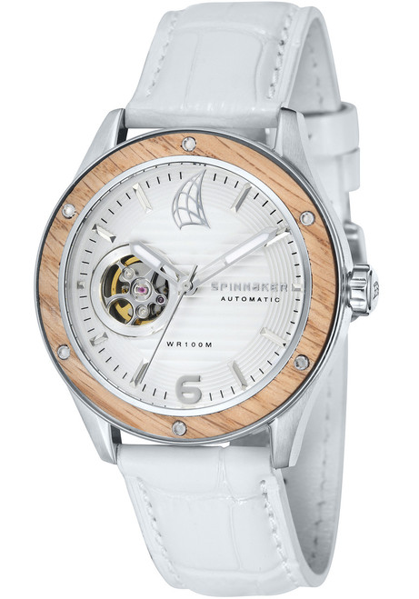 Spinnaker Sorrento Automatic White (SP-5034-03)