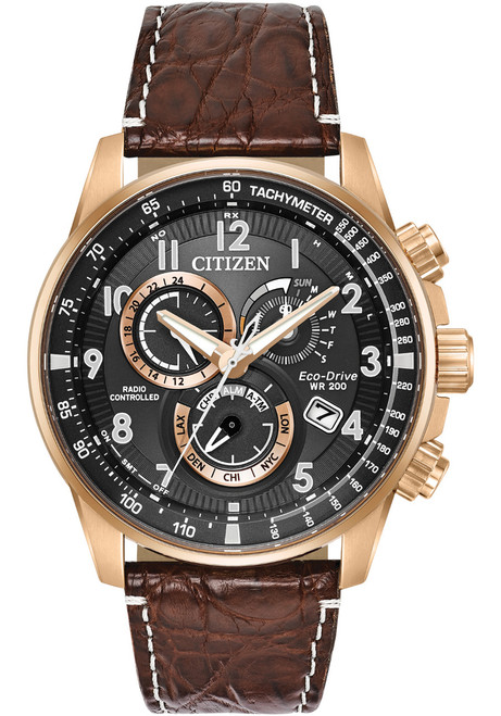 Citizen Eco-Drive PCAT Limited Edition Rose Gold (AT4133-09E)