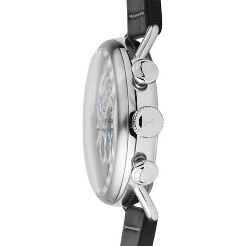 Xeric Halograph Chrono Sapphire Silver Gray (HCS-3016)