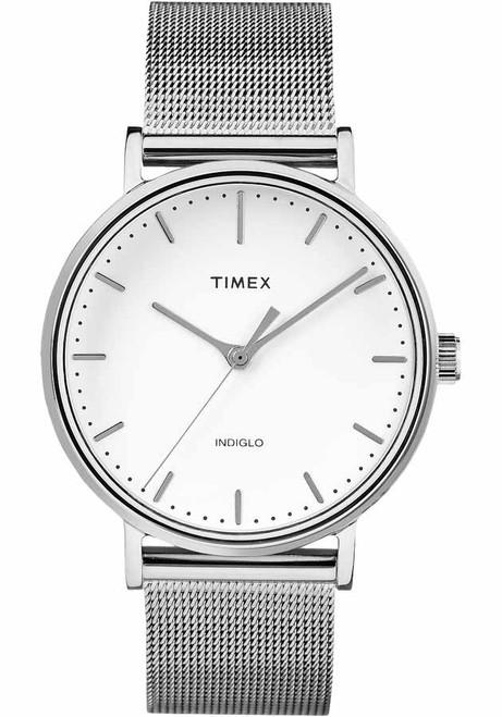 Timex Fairfield 37mm Silver Mesh (TW2R26600)