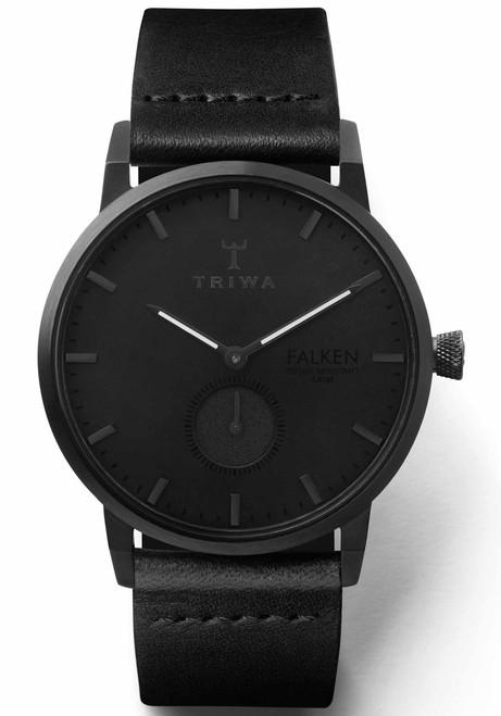 Triwa Midnight Falken All Black (FAST115-CL010101)